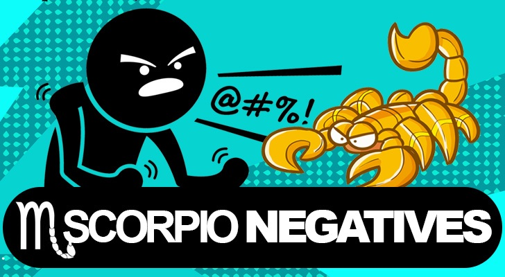 Scorpio negative traits